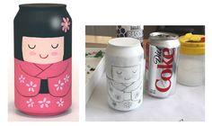 soda can - reciclagem lata de refrigerante