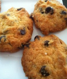 Maximize living chocolate chip cookies!