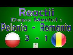 Reactii Dupa Meciul -  Polonia vs Romania  3 - 1 ( 10.06.2017 )