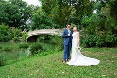 Relaxed destination wedding in the Ladies' Pavilion, Central Park, New York in September New York Wedding, Fall Wedding, Autumn Weddings, Got Married, Getting Married, Central Park Weddings, Landscape Photos, Landscape Photography, Pavilion Wedding
