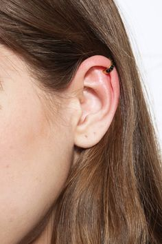 Spiky Ear Cuff at Urban Outfitters