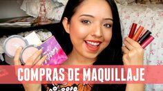 COMPRAS DE MAQUILLAJE | Enero 2016 ♡ Cherie Jo