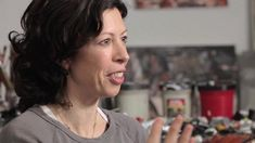 CECILY BROWN by Derek Peck. I made this film of artist Cecily Brown for Another magazine.