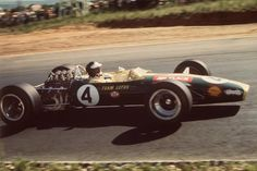 Going Out on Top: The Story of Jim Clark's Final Formula 1 Race | It always fascinated me that Jim Clark won his last F1 race—one of only two drivers to do so—but there hasn't been much written about the race.  This longform piece is my attempt to close that gap in the historical record.