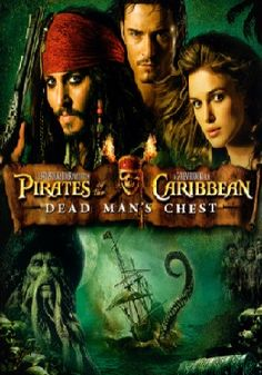 """ Pirates Of The Caribbean- Dead Mans Chest """