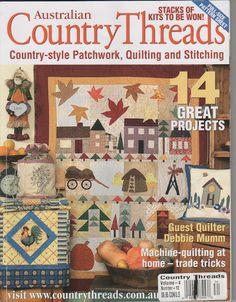 Australian Country Threads nº4 - Martinha Vogt - Álbumes web de Picasa