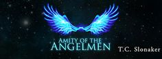 Release Blitz of Amity of the Angelmen by TC Slonaker.   Title:Amity of the Angelmen Author:T.C. Slonaker Fantasy. YA Genre: Fantasy. YA Publisher:Blue Tulip Publishing  Someone has to die. It will be one of the four.  Amity David is not human as the seventeen-year-old pastors daughter had thought she was. Her life has now been upturned and possibly set aright with the help of Mackenzie Abel a young priest as conflicted about his calling as Amity is about hers. Blindly searching for answers…
