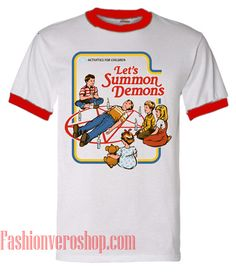 e4a34514b Let's Summon Demons New. Let's Summon Demons New Summoning, Cute Tshirts ...