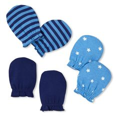 Protect baby from those little nails!  #bigbabybasketsweeps