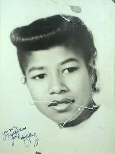 Katherine Jackson young :) | Curiosities and Facts about Michael Jackson ღ by ⊰@carlamartinsmj⊱