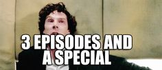 SHERLOCK SERIES 4 CONFIRMED!!!! WITH A SPECIAL!!!!