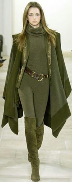 RALPH LAUREN FALL 2006 READY-TO-WEAR