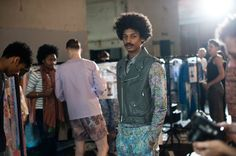 Youth and pop culture provocateurs since Fearless fashion, music, art, film, politics and ideas from today's bleeding edge. Declaration Of Independence, Backstage, Pop Culture, Menswear, Digital, Fashion, Moda, Fashion Styles, Men Wear