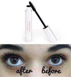 33 Amazing Mascaras Beauty Bloggers Love - Wow, I need to try this Mally Beauty Mascara! #mallybeauty
