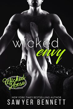 We are excited to bring you the next cover in the Wicked Horse Vegas Series byNew York Times, Wall Street Journal and USA Todaybestselling author Sawyer Bennett. Get ready for WICKED ENVY! The Wi…