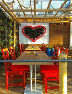 Outdoor Seating, Çarıklı Et Restaurant, #Fethiye