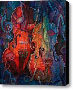 Jazz Reflections by Susan Clarke