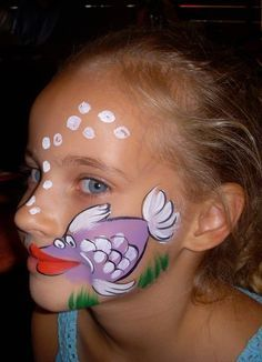 Butterfly face paint idea maybe bug unit face painting ideas kid face painting make yourself easy halloween costume ideas solutioingenieria Gallery