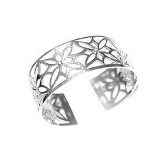 Pulsera en plata 950 cristales suizos - Sarah Kosta