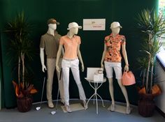Golf display