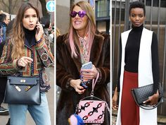 27 Celebs and the Bags They Carried to Milan Fashion Week Fall 2016