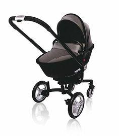 Aston Martin Designed Baby Carrier. WOW.