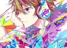 vibrant and colourful anime - Google Search