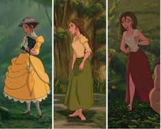 Jane costume ideas