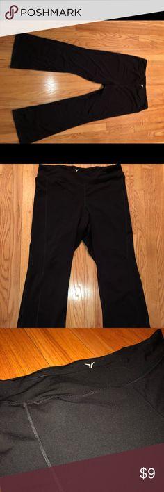 Old Navy Workout Pants Black, Size XXL Old Navy Pants Track Pants & Joggers