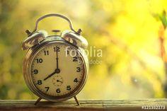 Goodmorning!  #fotolia  #clock