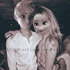 Jack e Elsa <3 fofos