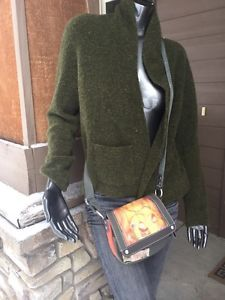 Sherpani Petal Mini Handbag 2 Songs Crossbody Mint Free Priority SHIP | eBay