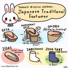 Japanisch Vokabeln: Klassische Schuhe, Sandalen un… – - Beuty Fashion Learn Japanese Words, Japanese Phrases, Study Japanese, Japanese Kimono, Japanese Culture, Cultures Du Monde, Japanese Language Learning, Learning Japanese, Learning Italian