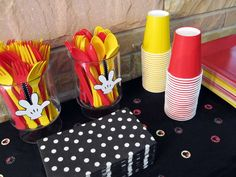 Minnie Mouse Birthday Party Ideas | Photo 17 of 35 | Catch My Party