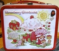 Me & my twin sister saved our chore money for lots of S Shortcake stuff! Good times.