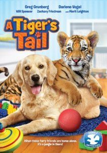 What would happen if a tiger came home from the zoo with you accidently? Movies 2014, New Movies, Movies To Watch, Movies Online, Tiger Tails, Cat Insurance, Epic Pictures, Christian Movies, Live Action