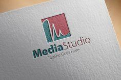 Check out Media Studio Logo by samedia on Creative Market