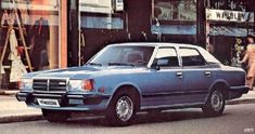 Mazda 929L - underappreciated car design