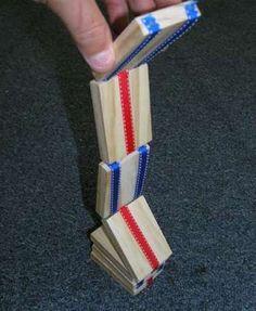 Echelle de Jacob en bois, Fabriquer jouet enfant