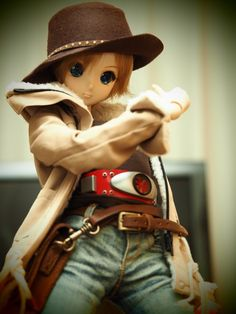 Smart Doll Kizuna Yumeno by majestylips
