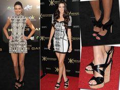 Depois do sucesso nas passarelas das temporadas de moda internacionais, a irmã de Kim Kardashian é a nova queridinha das fashionistas. Ela aposte em diversos tipos de looks, do básico e estiloso para o dia a dia até o mais ousado para a noite. A seguir, veja os visuais da modelo selecionados pela Marie Claire