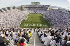 Printable 2016 Penn State Football Schedule