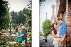 Wedding - engagement photos