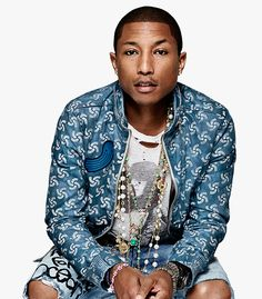 rawfortheoceans:PHARRELL WILLIAMS /Co-designer of RAW for the Oceans and Creative Director of Bionic Yarn