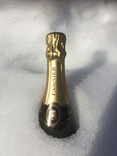 Champagne cooling