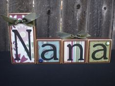 Aww, my boys called my Mom Nana! Miss her sooo much! Opal Reynolds..NEVER FORGOTTEN! <3