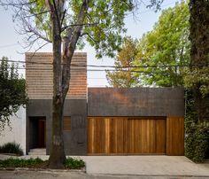 Casa Campestre 107 Modern Home in Ciudad de México, Ciudad de México,… on Dwell