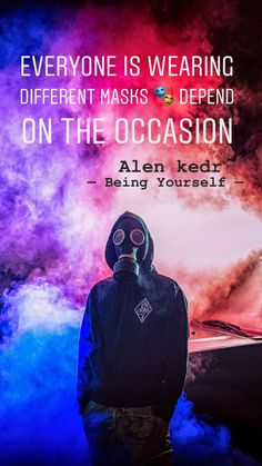 Being Yourself ✍🏼 Alen Kedr.