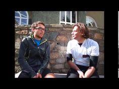 Marc Pinsach, corredor y esquiador de montaña del equipo Dynafit, entrevistado por Mayayo en Olla de Nuria 2014
