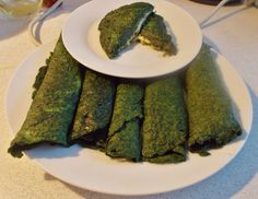 Low carb spinach wraps - Imgur